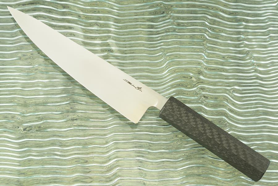 Chef's Knife (8 in.) with Carbon Fiber