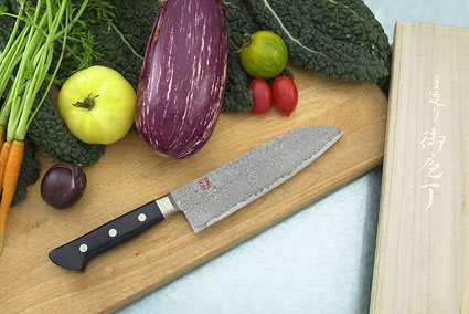 Chef's Knife - Santoku - 7 1/8 in. (180mm)