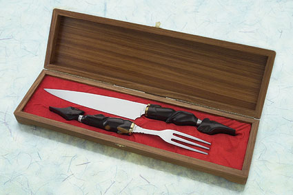 African Carving Set