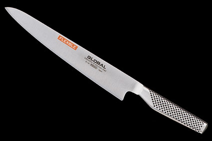 Global Fillet Knife, Flexible - 9 1/2  in. (G-18)