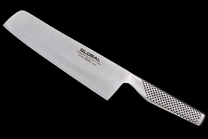 Global Vegetable Knife - 7 3/4 in., Drop Forged (GF-36)