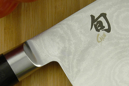 Shun Classic Chinese Vegetable Cleaver - 7  in. (DM0712)