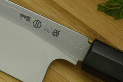 Kansui Suminagashi Right-Handed Usuba Hocho (Vegetable Knife) - 180mm