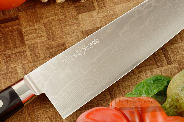 Ryusen Damascus Chef's Knife - Gyuto - 10 2/3 in. (270mm)