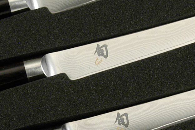Shun Classic Set of 4 Steak Knives (DMS400)