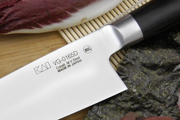 Shun Pro Right Handed Deba - 165mm (6 1/2 in.) (VG0165D)