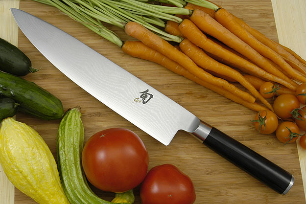 Shun Classic Chefs Knife - 10 in. - Left Handed (DM0707L)