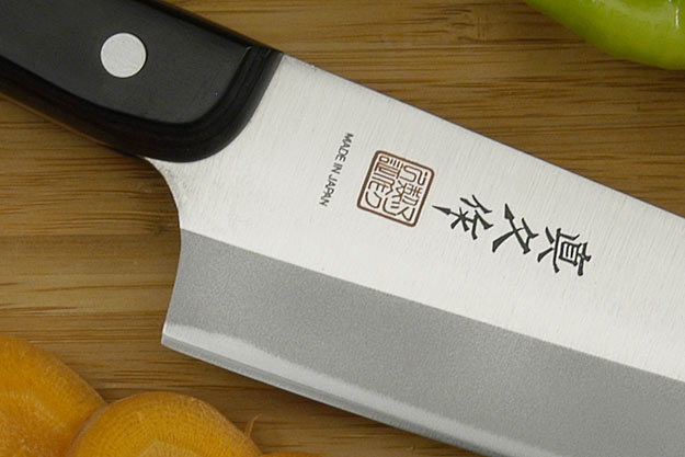 MAC Superior: Cleaver/Heavy Santoku - 6 1/2 in. (SD-65)