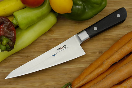 MAC Japanese: Utility/Boning Knife - Honesuki - 6 in. (BON-60)