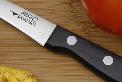 MAC Chef: Bird's Beak Garnish Knife - 2 1/2 in. (PK-25)