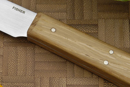 Fisher Paring Knife - 3 in., Oak