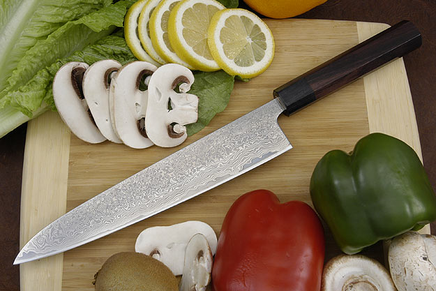Sakon Damascus Chef's Knife - Gyuto - 10 in.