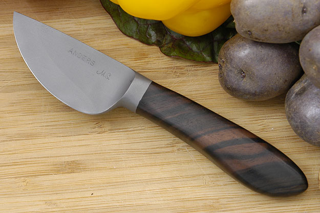 African Blackwood 2 1/2 in. Paring Knife