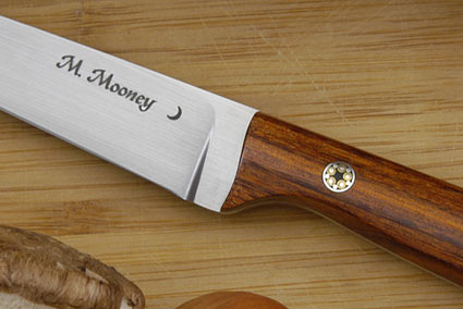 Sheep foot Paring Knife, Cocobolo (3 1/2 in.)