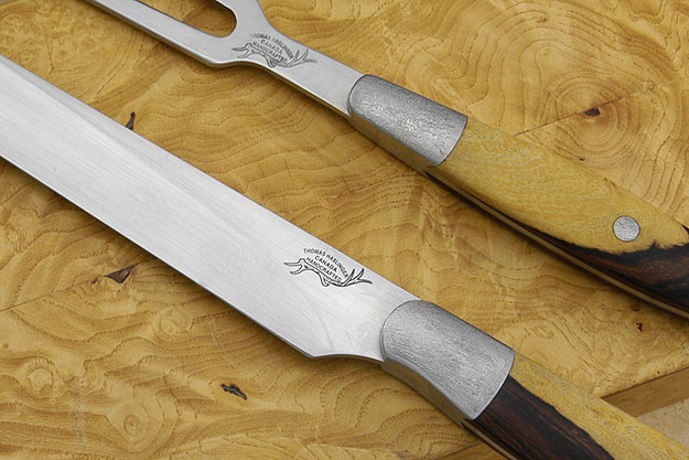 Desert Ironwood Carving Set