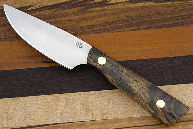 Paring Knife (3 in.) with Bocote Wood