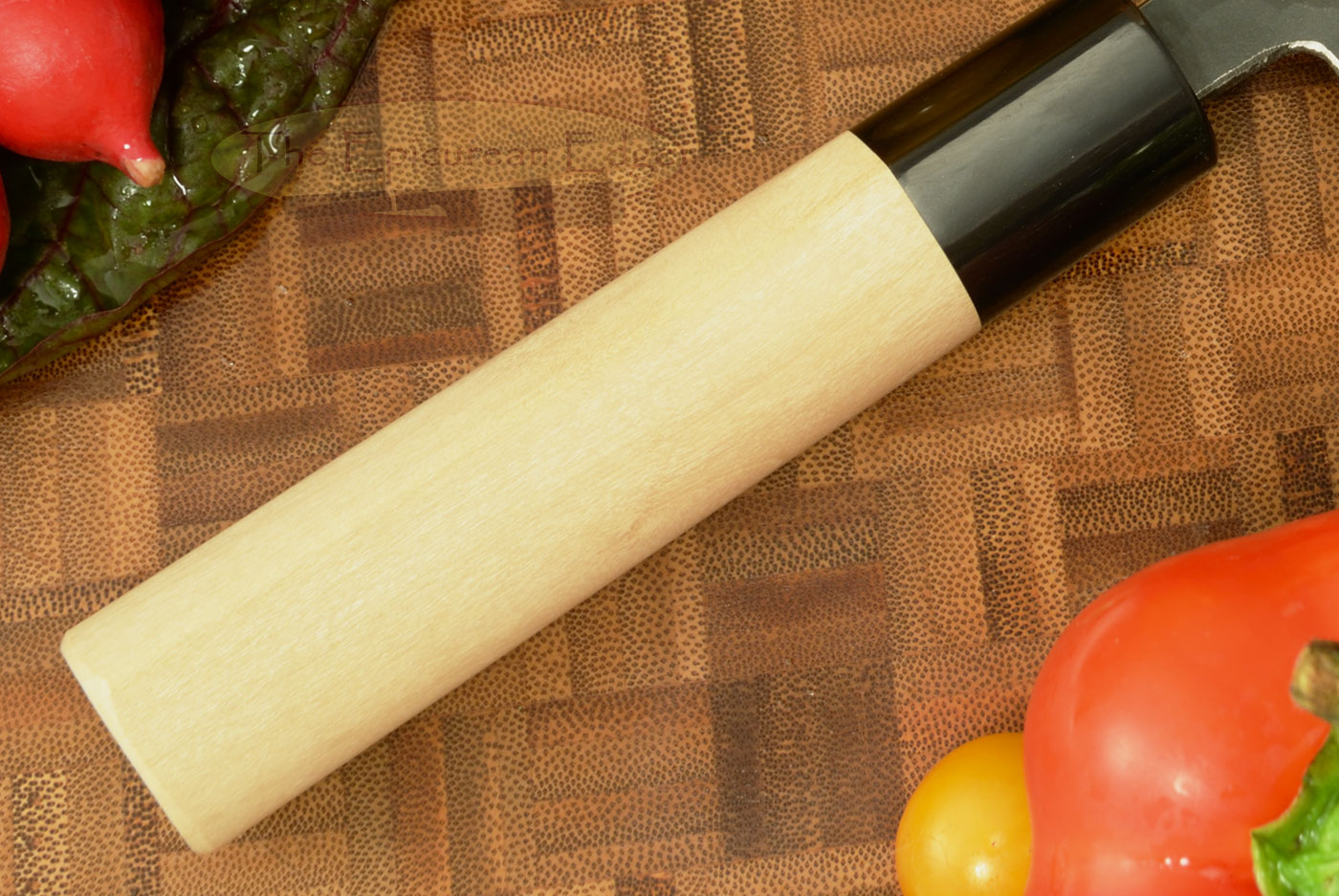 Kumagoro Hammer Finish Chef's Knife - Gyuto - 180mm (7 1/8 in.)