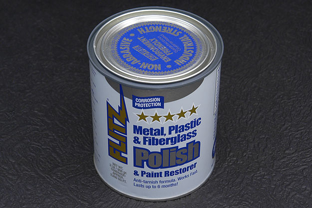 Flitz Metal Polish (2 lb can)
