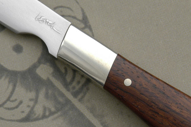 Cocobolo Paring Knife