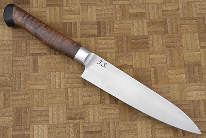 Fruit Knife with Koa and Blackwood