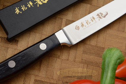 Bu-Rei-Zen (Blazen) Paring Knife - Petty Knife - 4 in. (110mm)