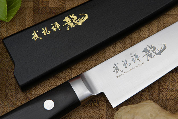 Bu-Rei-Zen (Blazen) Utility - Fruit Knife - 5 1/4 in. (135mm)