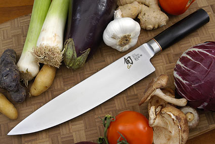 Shun Elite Chefs Knife - 10 in. (SG-0405)