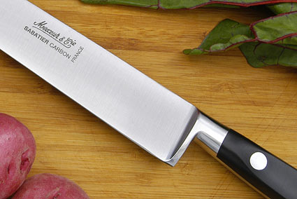 Sabatier Slicing Knife - 10 in. (Carbon Steel)