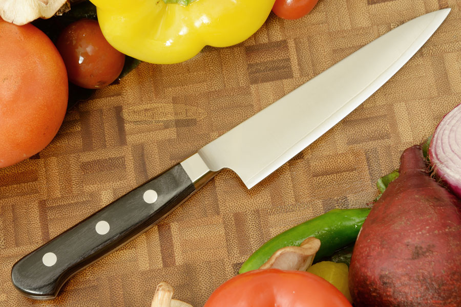 Akifusa Paring Knife - Petty Knife - 4 3/4 in. (120mm)