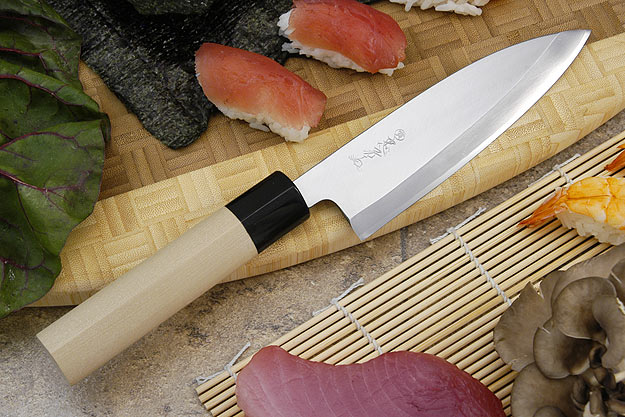 Tadafusa Shirogami Professional Right-Handed Mioroshi - 6 1/2 in. (165mm)
