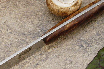 HCK Paring Knife with Redwood Burl - 3 3/4 in.