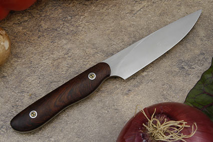 HCK Paring Knife with Desert Ironwood - 3 3/4 in.