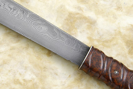 Seax Inspired Slicing Knife