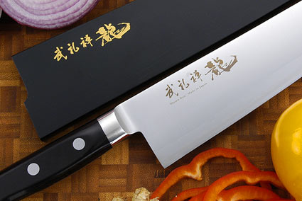 Bu-Rei-Zen (Blazen) Chef's Knife - Gyuto - 10 2/3 in. (270mm)