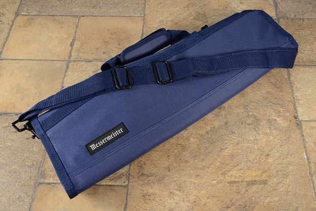 8 Pocket Knife Roll, Navy (2066-8/N)