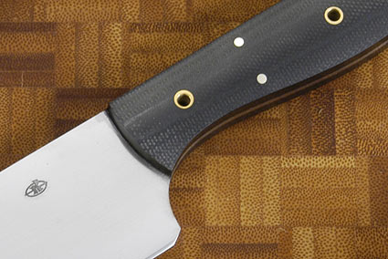 Chef's Knife with Linen Micarta, 5 3/4 in.