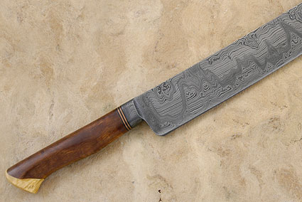 Damascus Slicer