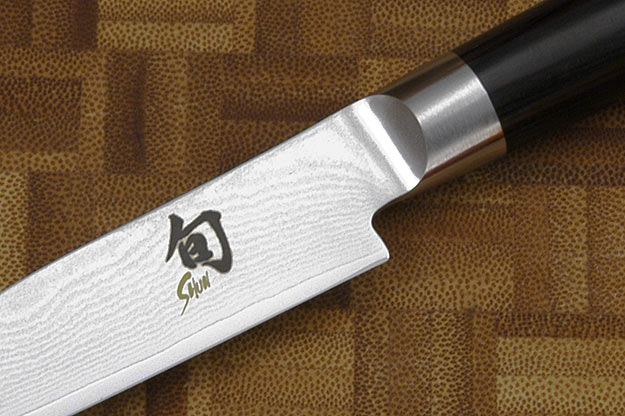 Shun Classic Vegetable  Knife - 3 1/2 in. - Left Handed (DM0714L)