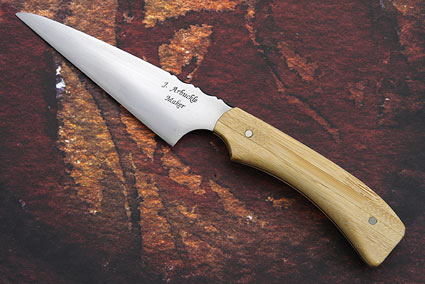 Arbuckle Wharncliffe Slicer with Bamboo (4 in.)