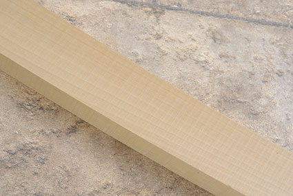 Seasoned Ho Wood For Katana Shirasaya