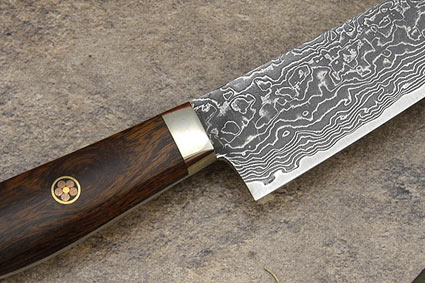 Tanaka Utility - Fruit Knife - 5 1/4 in. (135mm)