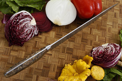 Western Chef's Knife, Suminagashi - 270mm (10 2/3 in)