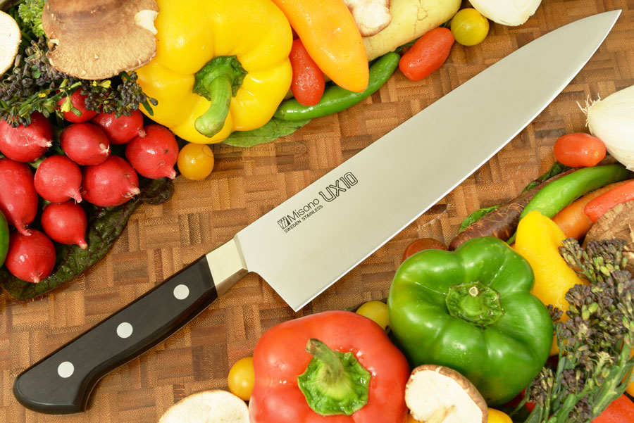 UX10 Chef's Knife - Gyuto - 10 2/3 in. (270mm) - No. 714