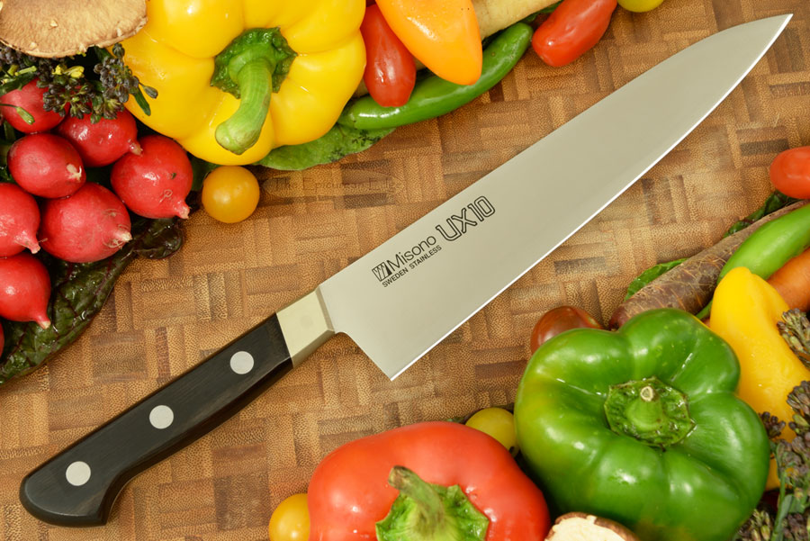 UX10 Chef's Knife - Gyuto - 8 1/4 in. (210mm) - No. 712