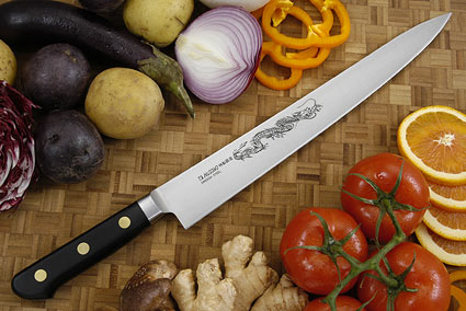 Misono Carbon Steel Slicer - Sujihiki - 12 in. (300mm) - No. 123