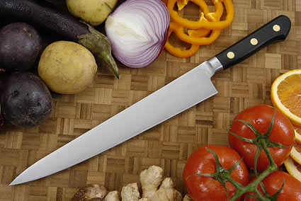 Misono Carbon Steel Slicer - Sujihiki - 9 1/2in. (240mm) - No. 121
