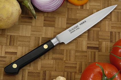 Misono Carbon Steel Utility - Fruit Knife - 4 3/4 in. (120mm) - No. 130