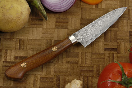 Tanaka Paring/Petty Knife - 3 3/4in (95mm)