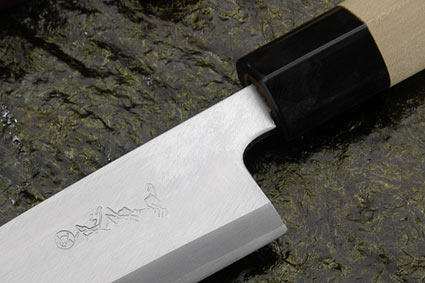 Tadafusa Shirogami Professional Left-Handed Mioroshi - 6 1/2 in. (165mm)