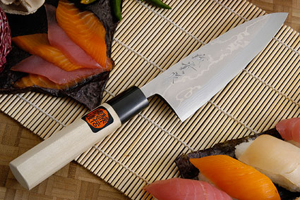 Suminagashi Mioroshi - 165mm (6 1/2 in.)